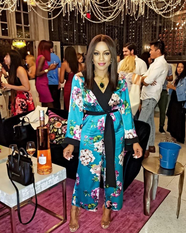 Jade Kimono Jumpsuit